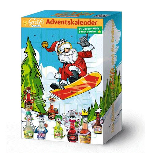 Gut Gräf´s Adventskalender Snowbo