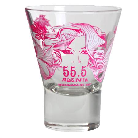 Absinth 55.5 Glas Herbst