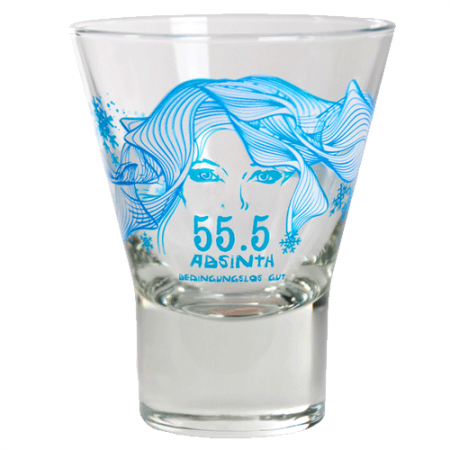 Absinth 55.5 Glas Winter