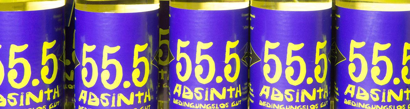 Absinth 55.5