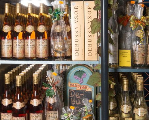 Destillerie Dr. Rauch - Debussy