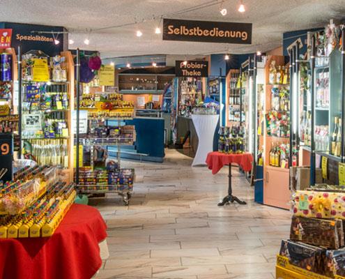 Destillerie Dr. Rauch - Fabrikverkauf
