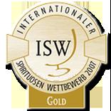 Wettbewerb ISW: Gold 2007