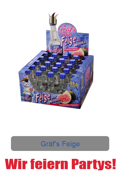 Gräf's Feige 25/20ml