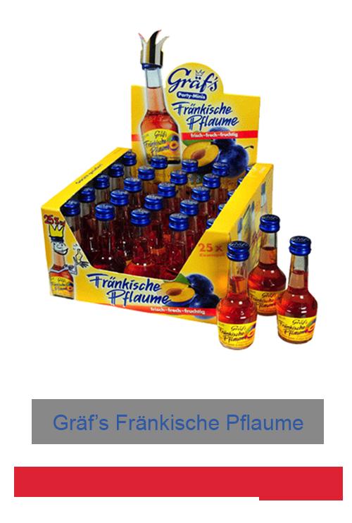 Gräf's Fränkische Pflaume 25/20ml