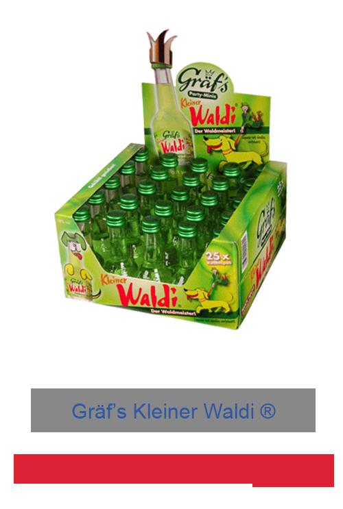 Gräf's Kleiner Waldi® 25/20ml