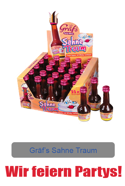 Gräf's Sahne Traum 25/20ml