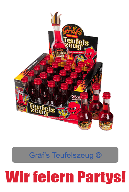 Gräf's Teufelszeug 25/20ml