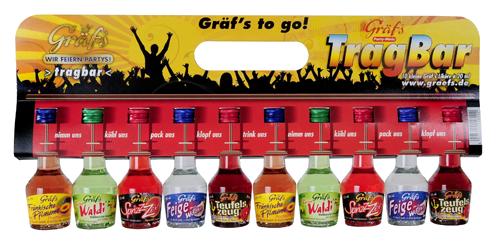 Gräf's TragBar 10/20ml