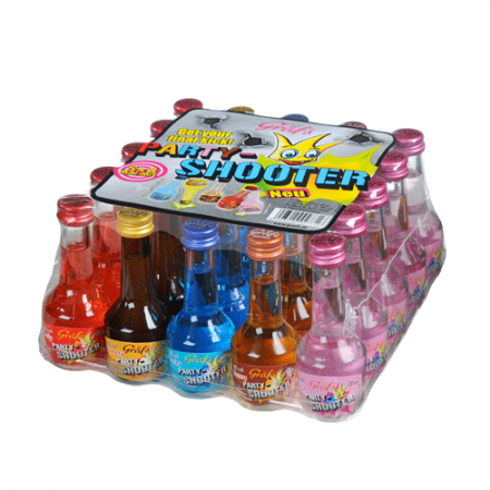 Gräf's Party-Shooter-Box 25/20ml