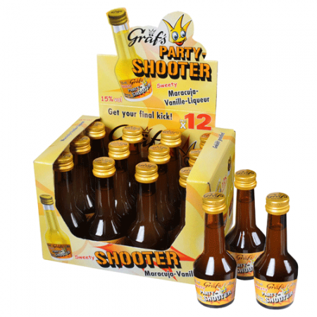 Gräf's Party-Shooter Sweety 12/20ml
