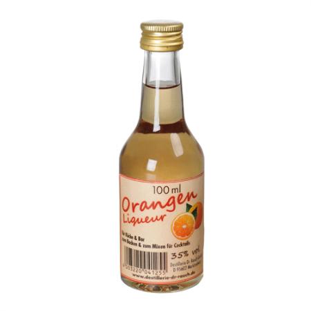 Orangen Liqueur