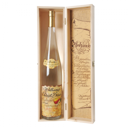 Williams-Christ-Birne 1,5l Magnumflasche
