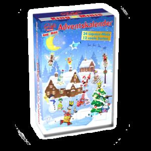 Gräf's Adventskalender 2018 - Winterdorf